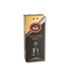 L'Antico Exclusive edition nespresso kompatibilis kávékapszula /10x10 db/