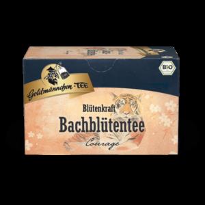Bachblütentee Courage  -  Bach-virág gyógytea BIO