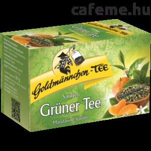 Zöld Tea  Grüner Tee