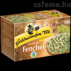 Fenchel -Anis -Kümmel