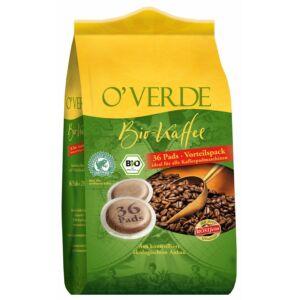 O'VERDE bio kávépárna (36db) - Senseo kompatibilis