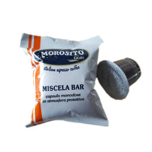 Morosito Crema Ricca - Nespresso kompatibilis kávékapszula (100db)