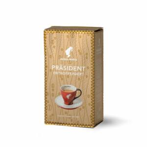 Julius Meinl Präsident koffeinmentes őrölt kávé (250 g)