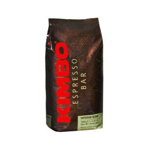 KIMBO Espresso Superior szemes kávé (1000g)