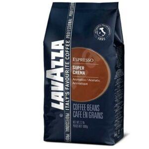 LAVAZZA Super Crema  szemes kávé  (1000g)