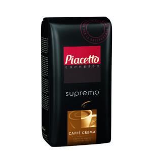 Piacetto Espresso Supremo Caffé Crema szemes kávé (1000g)