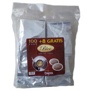 RICO Dark Roast kávépárna (102db) - Senseo kompatibilis