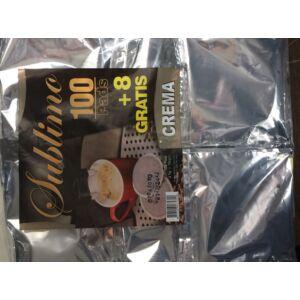 SUBLIMO Crema- Senseo kompatibilis kávépárna 108 db