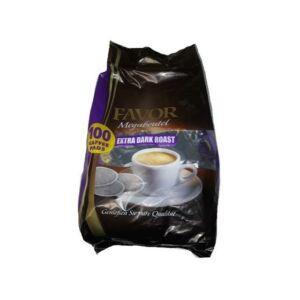 FAVOR EXTRA Dark Roast kávépárna - Senseo kompatibilis (100db)