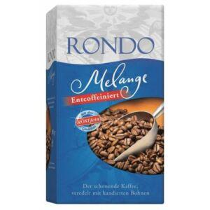 RONDO Melange koffeinmentes őrölt kávé (500g)