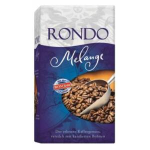 RONDO Melange őrölt kávé (500g)