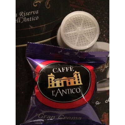 L'Antico Gran Crema Lavazza Espresso Point kompatibilis kapszula
