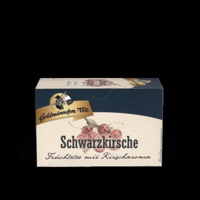 Schwarzkirsche gyümölcstea