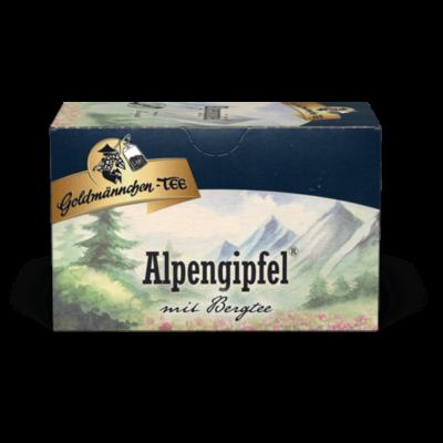 Goldmännchen Alpengipfel gyógytea