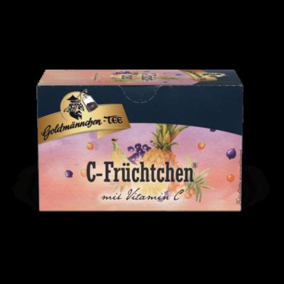 Goldmännchen C-Früchtchen gyümölcstea