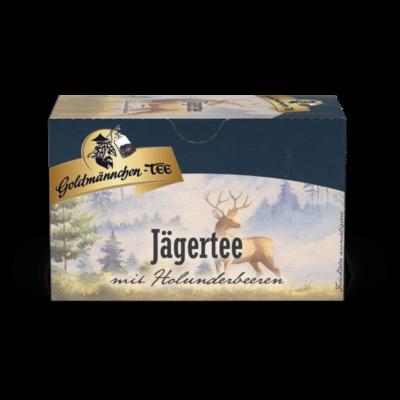 Goldmännchen Jägertee - Bodza gyümölcstea