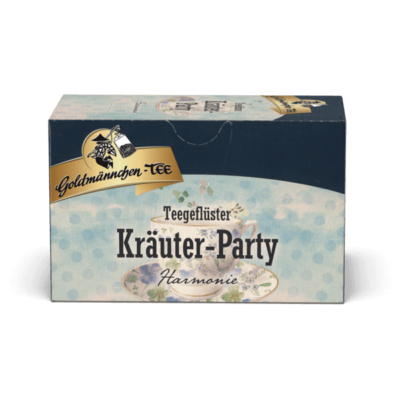 Kräuter-Party gyógytea