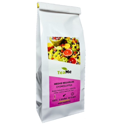 TeaMe - Medve Reggelije gyümölcstea