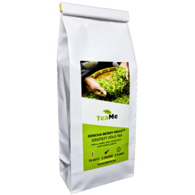 TeaMe - Sencha Berry Beauty zöld tea