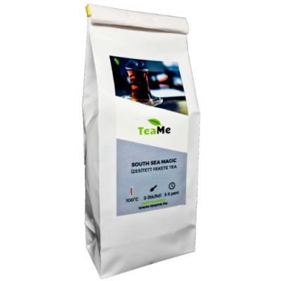 TeaMe - South Sea Magic szálas fekete tea
