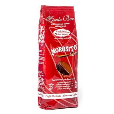Morosito Rossa őrölt kávé
