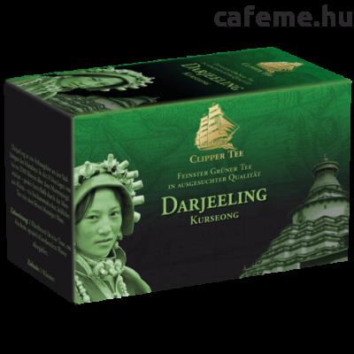 Goldmännchen Darjeeling Kurseong zöld tea