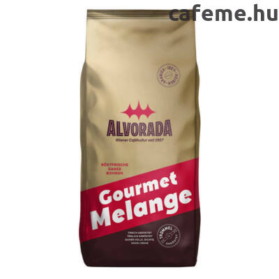 Alvorada Gourmet Melange szemes kávé 1000g