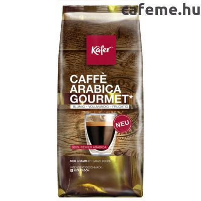Käfer Caffe Arabica Gourmet szemes kávé 1000g