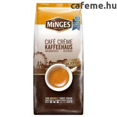 Minges Caffe Creme Kaffeehaus szemes kávé 1000g