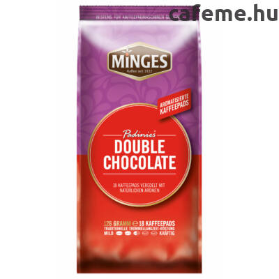 Minges Padinies Double Chocolate - Senseo kompatibilis kávépárna (18 db)