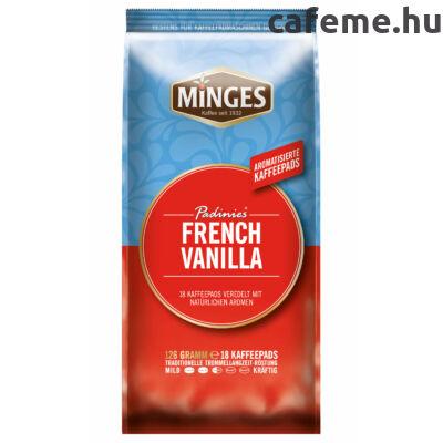 Minges Padinies French Vanilla - Senseo kompatibilis kávépárna (18 db)
