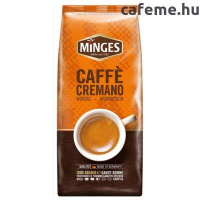 Minges Cremano szemes kávé 1000g