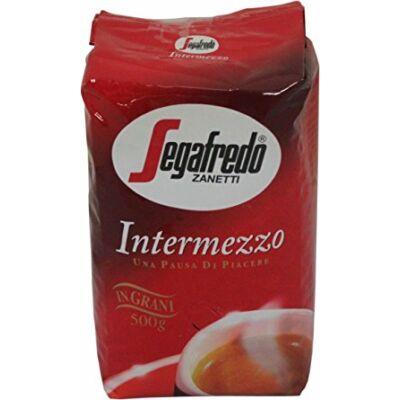 SEGAFREDO Intermezzo szemes kávé 500g