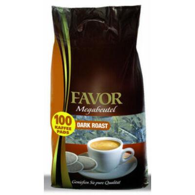FAVOR Dark Roast kávépárna - Senseo kompatibilis(100db)