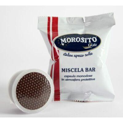 Morosito Rossa kapszula Lavazza Espresso Point kompatibilis