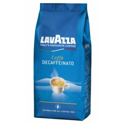 LAVAZZA Decaffeinato koffeinmentes szemes kávé 1000g