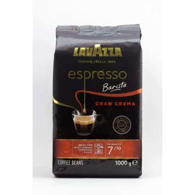 LAVAZZA Barista Gran Crema  szemes kávé 1000g