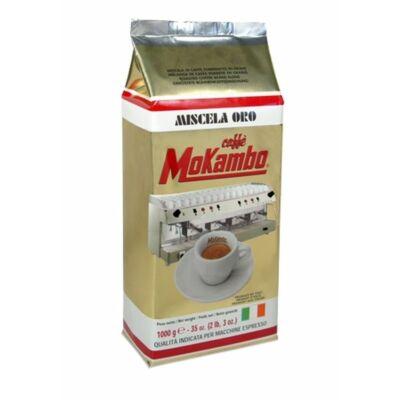 MOKAMBO ORO szemes kávé 1000g
