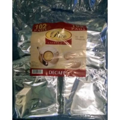 RICO koffeinmentes kávépárna (102db) - Senseo kompatibilis