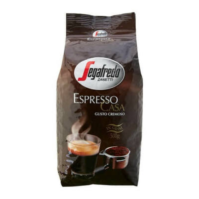 SEGAFREDO Espresso Casa szemes kávé 500g