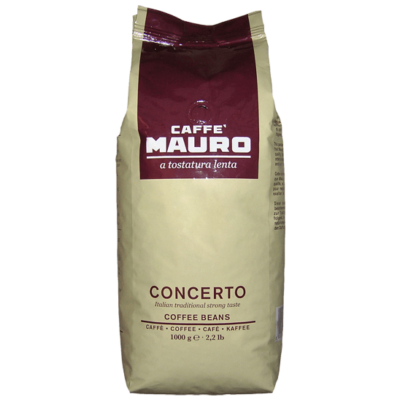 Mauro Concerto szemes kávé 1000g