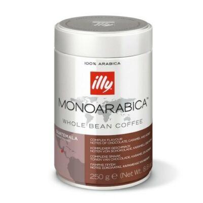 Illy Monoarabica Guatemala szemes kávé 250g