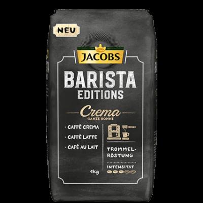 Jacobs Barista Edition Crema szemes kávé 1000g