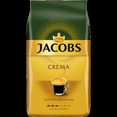 Jacobs Crema Expertenröstung szemes kávé 1000g