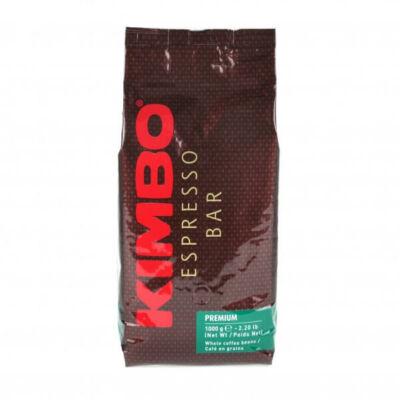 KIMBO Espresso Prémium szemes kávé 1000g