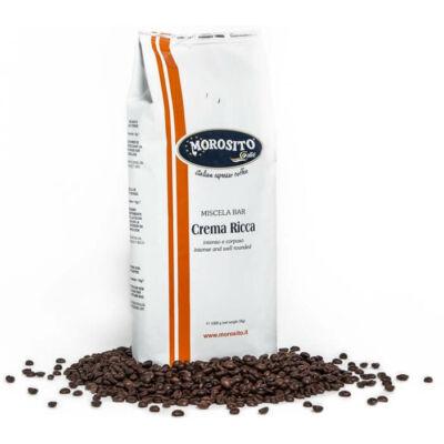 Morosito Crema Ricca szemes kávé 1000g