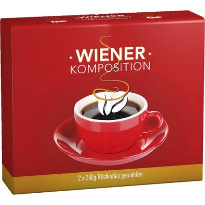 Wiener Komposition őrölt kávé