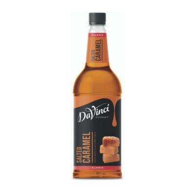 DaVinci  Gourmet Classic Salted Caramel Syrup (1000 ml)