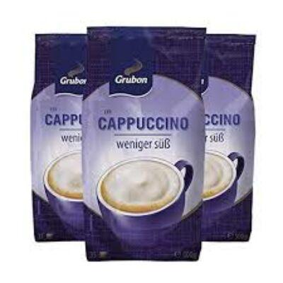 Grubon Cappuccino less sweet (500g)