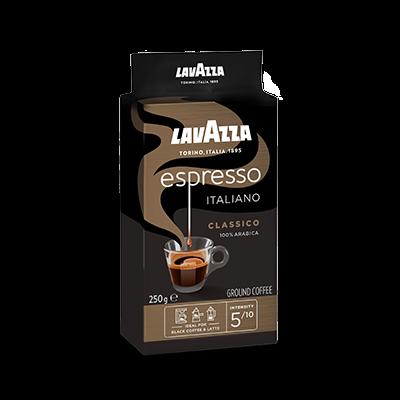 Lavazza Caffé Espresso Italiano őrölt kávé (250g)